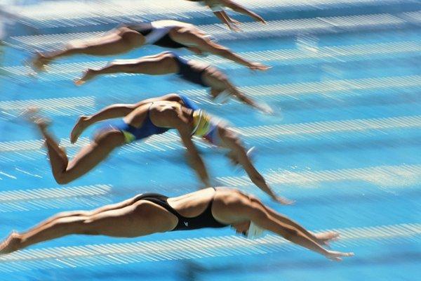 水泳でうまく筋トレをする6つの方法